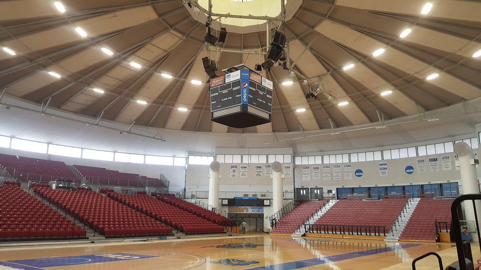 Cossoulis Arena, Cal State, San Fernando, CA